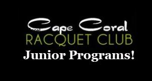 Cape Coral Racquet Club Junior Programs